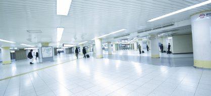 地下鉄駅構内の混雑状況をIoTで可視化する共同実証開始