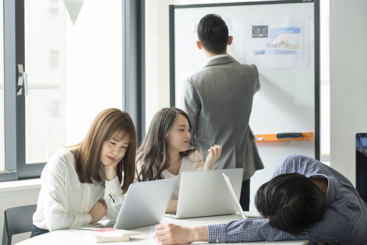 2021年3月16日・18日「現代型問題社員への対応」無料ウェブセミナー